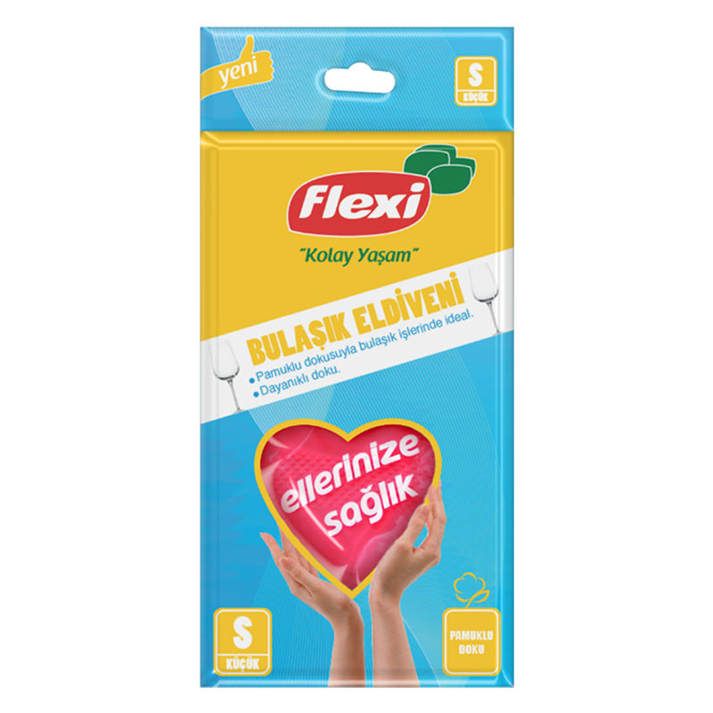 Flexi Washing Gloves