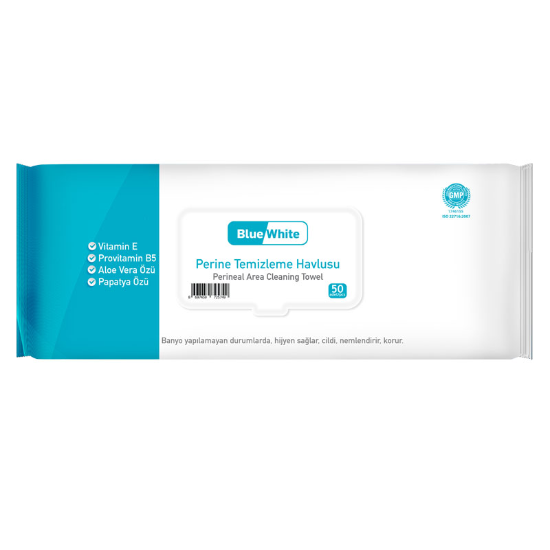 Hygenic Perineal Cleaning Towel